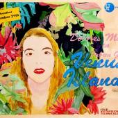 venus island-poster