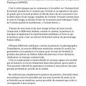 Microsoft Word - Fabien Gilles est un artiste de 32 ans